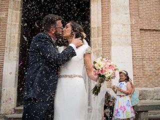 La boda de Belén y Agustín