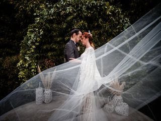 La boda de Diego y Marta
