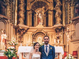 La boda de Cristina y Samuel 3