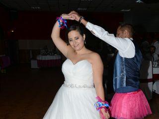 La boda de Jenny y Cristian 1