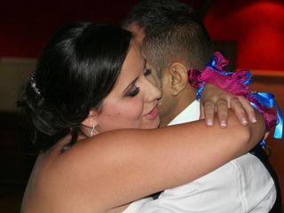 La boda de Jenny y Cristian 2