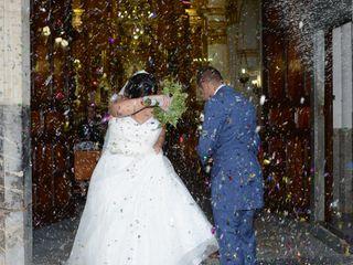 La boda de Jenny y Cristian