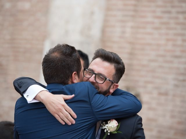 La boda de Agustín y Belén en Pedrajas De San Esteban, Valladolid 24
