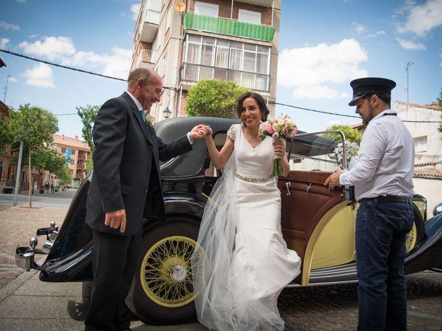 La boda de Agustín y Belén en Pedrajas De San Esteban, Valladolid 27