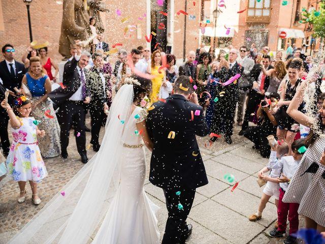 La boda de Agustín y Belén en Pedrajas De San Esteban, Valladolid 32