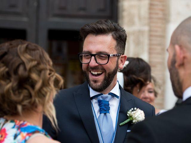 La boda de Agustín y Belén en Pedrajas De San Esteban, Valladolid 33