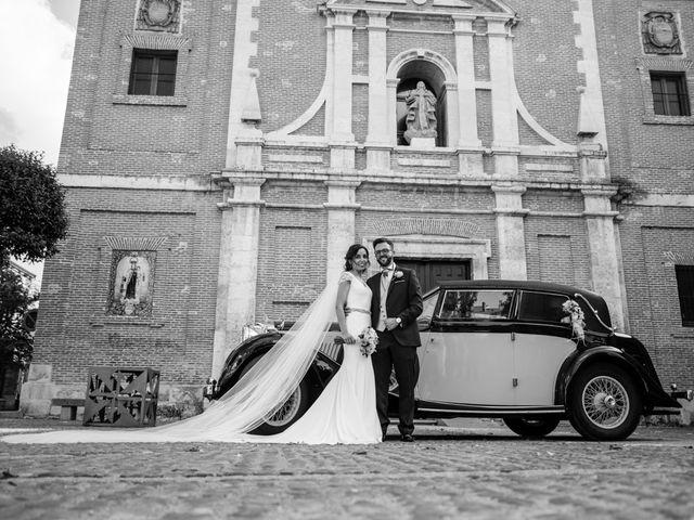 La boda de Agustín y Belén en Pedrajas De San Esteban, Valladolid 34