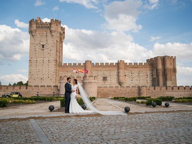 La boda de Agustín y Belén en Pedrajas De San Esteban, Valladolid 35