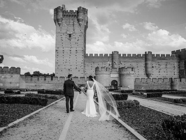 La boda de Agustín y Belén en Pedrajas De San Esteban, Valladolid 37