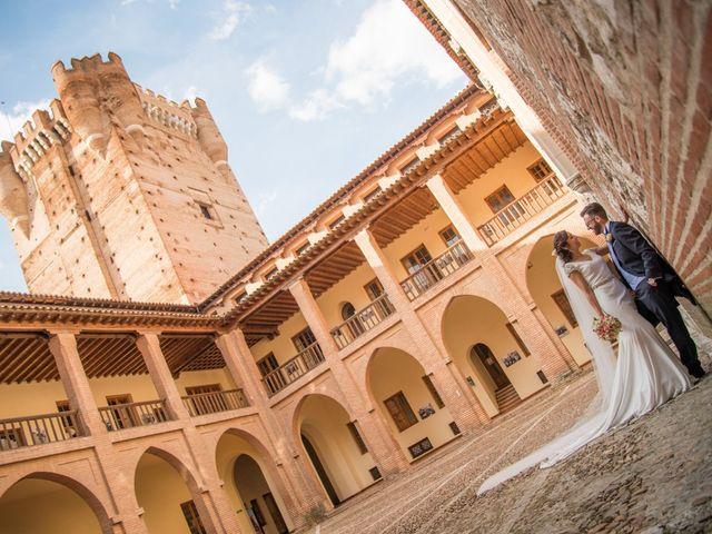 La boda de Agustín y Belén en Pedrajas De San Esteban, Valladolid 42