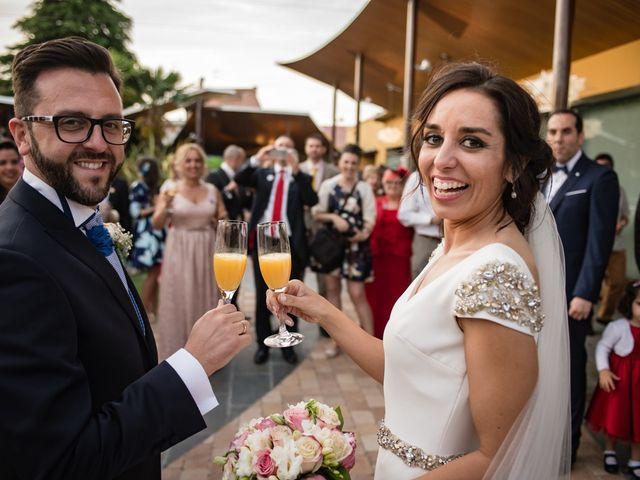La boda de Agustín y Belén en Pedrajas De San Esteban, Valladolid 48