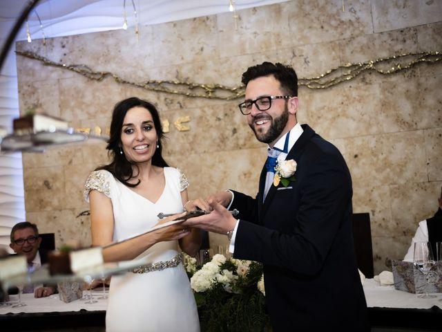 La boda de Agustín y Belén en Pedrajas De San Esteban, Valladolid 54