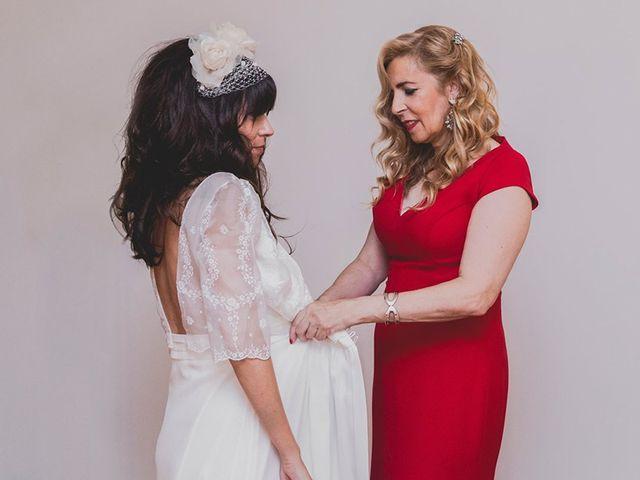 La boda de Alberto y Sandra en Trujillo, Cáceres 8