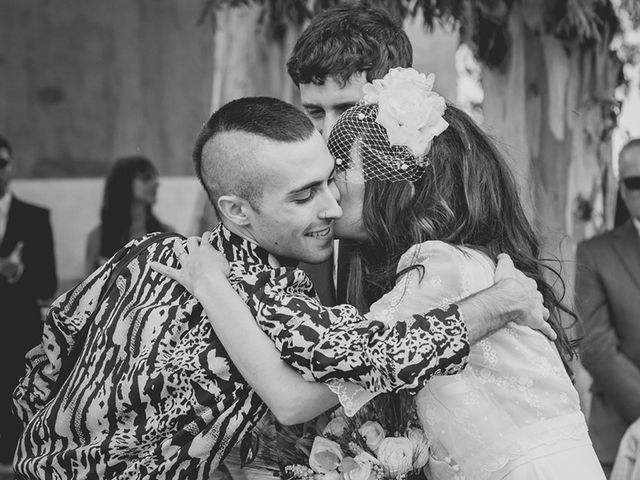 La boda de Alberto y Sandra en Trujillo, Cáceres 24