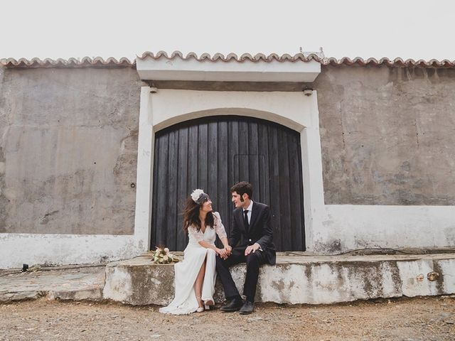 La boda de Alberto y Sandra en Trujillo, Cáceres 33
