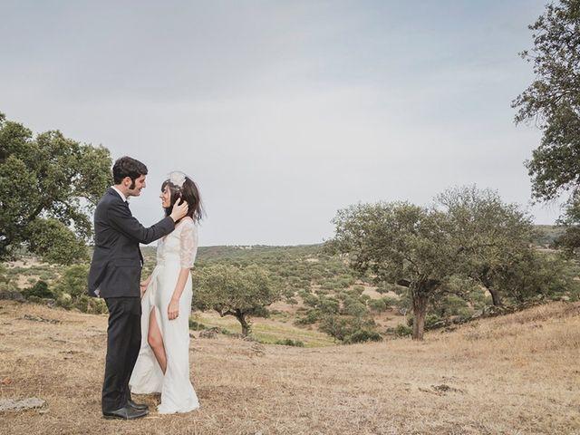 La boda de Alberto y Sandra en Trujillo, Cáceres 35