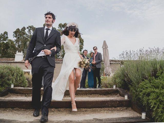La boda de Alberto y Sandra en Trujillo, Cáceres 38