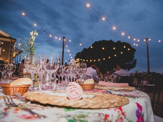La boda de Alberto y Sandra en Trujillo, Cáceres 45