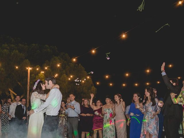 La boda de Alberto y Sandra en Trujillo, Cáceres 47