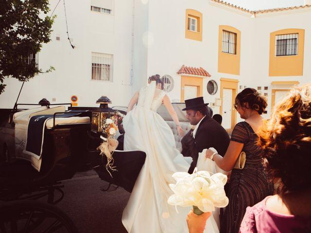 La boda de Fernando y Mónica en Puerto Real, Cádiz 18