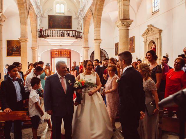 La boda de Fernando y Mónica en Puerto Real, Cádiz 22