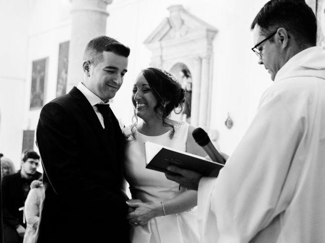 La boda de Fernando y Mónica en Puerto Real, Cádiz 25