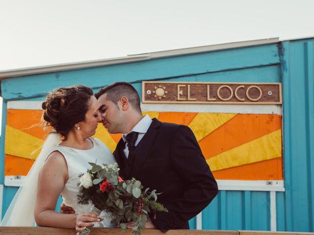 La boda de Fernando y Mónica en Puerto Real, Cádiz 34