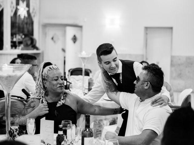La boda de Fernando y Mónica en Puerto Real, Cádiz 45