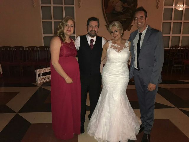 La boda de Esther y Manuel  en La Carlota, Córdoba 5