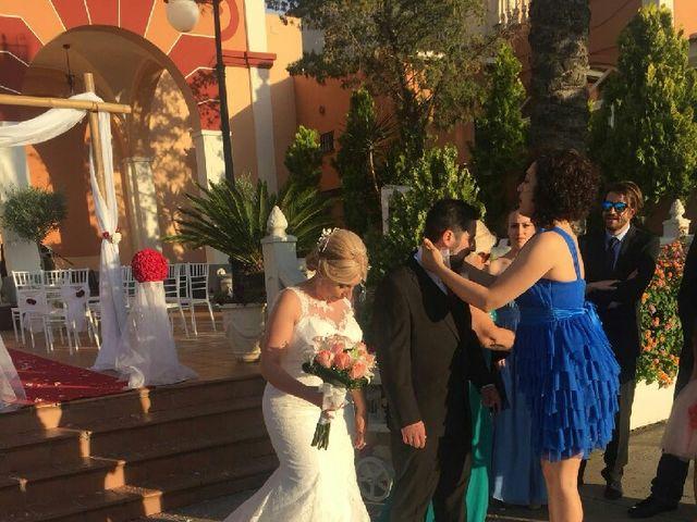 La boda de Esther y Manuel  en La Carlota, Córdoba 3