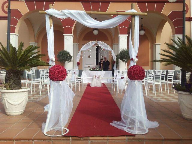 La boda de Esther y Manuel  en La Carlota, Córdoba 1