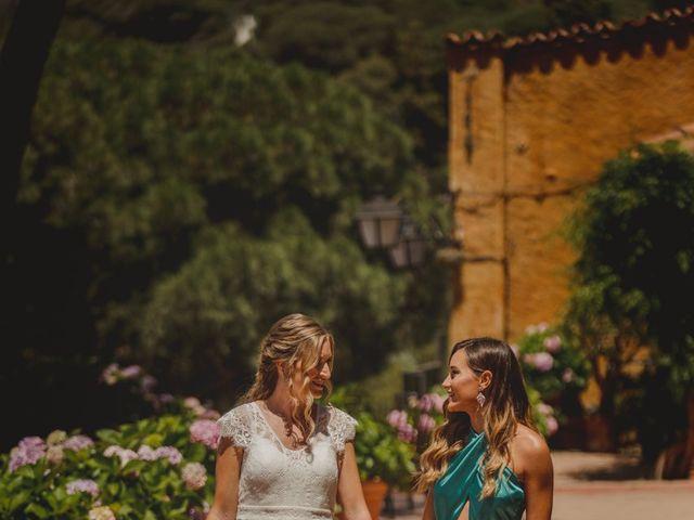 La boda de Alba y Anna en Blanes, Girona 48