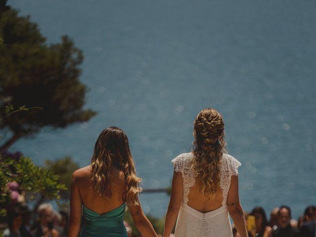 La boda de Alba y Anna en Blanes, Girona 49