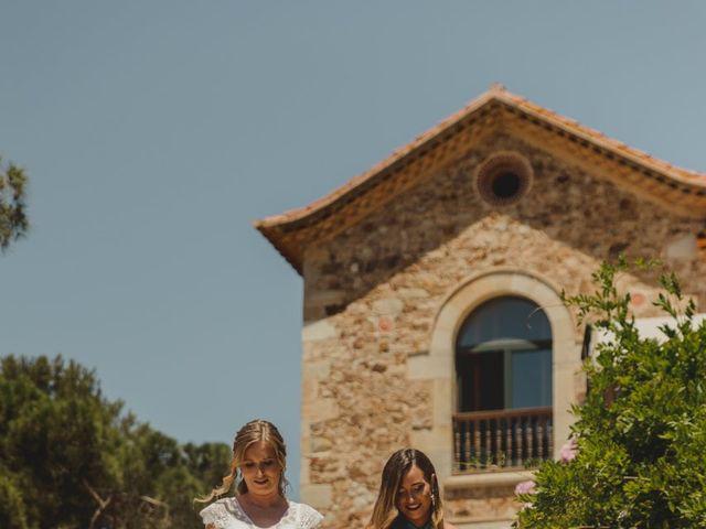 La boda de Alba y Anna en Blanes, Girona 50