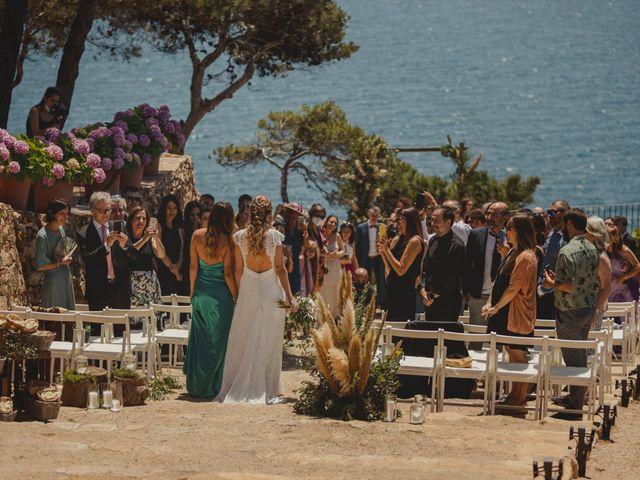 La boda de Alba y Anna en Blanes, Girona 52