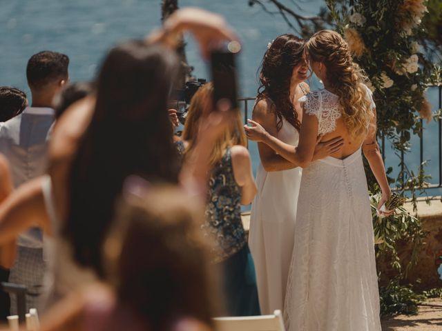 La boda de Alba y Anna en Blanes, Girona 53