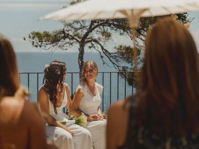 La boda de Alba y Anna en Blanes, Girona 55