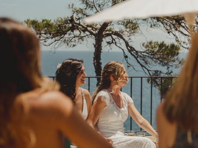 La boda de Alba y Anna en Blanes, Girona 58