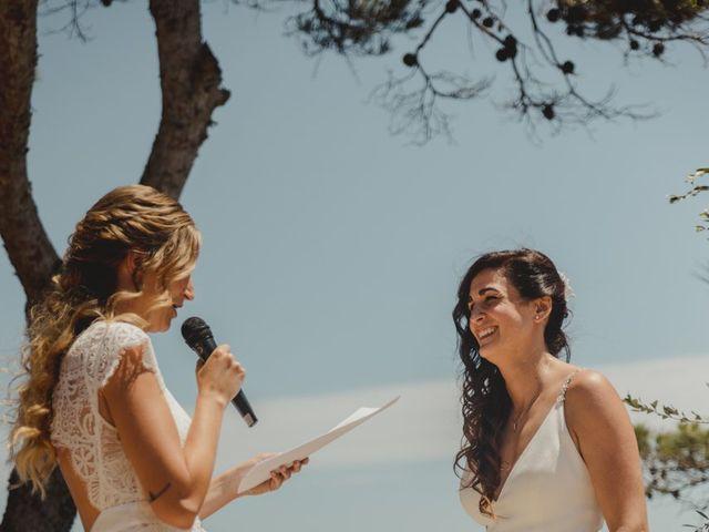 La boda de Alba y Anna en Blanes, Girona 60
