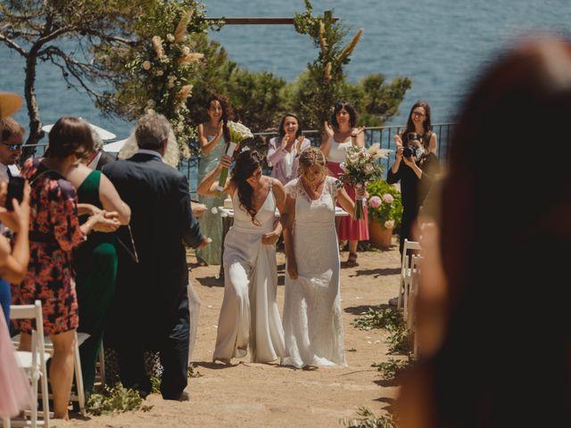 La boda de Alba y Anna en Blanes, Girona 66