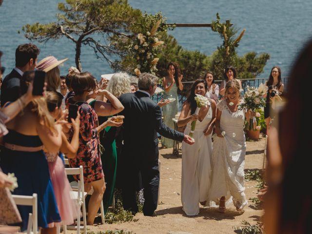 La boda de Alba y Anna en Blanes, Girona 67