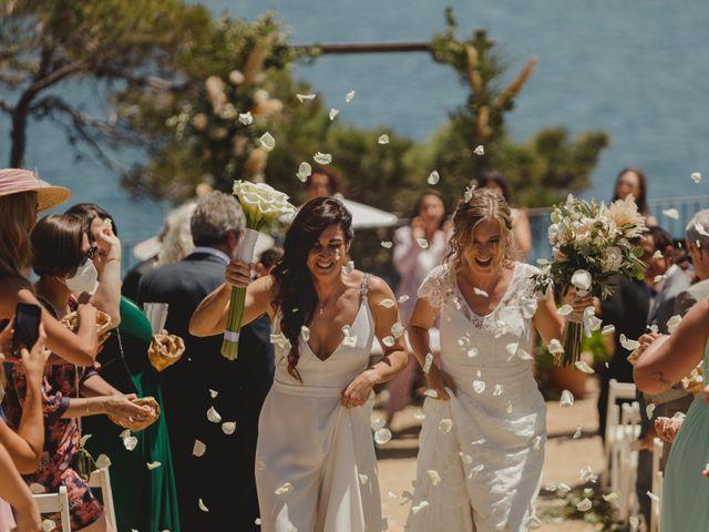 La boda de Alba y Anna en Blanes, Girona 68