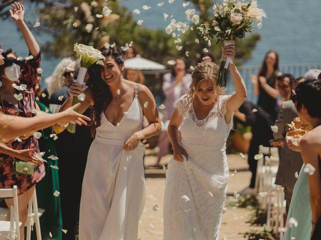 La boda de Alba y Anna en Blanes, Girona 69