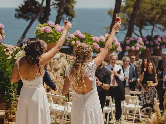 La boda de Alba y Anna en Blanes, Girona 71