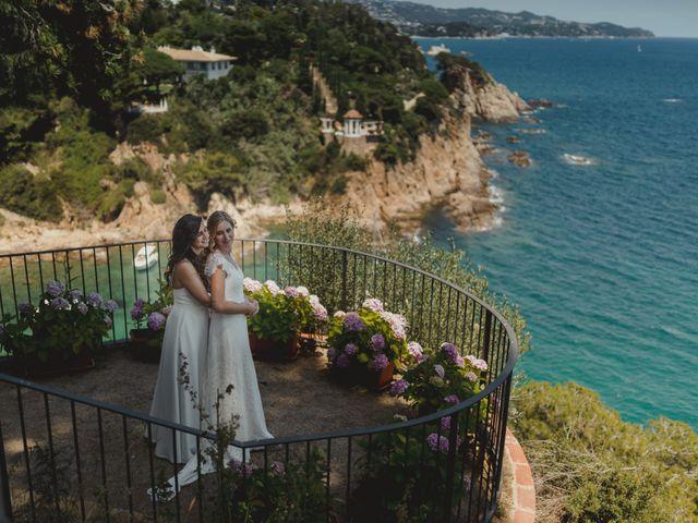 La boda de Alba y Anna en Blanes, Girona 80