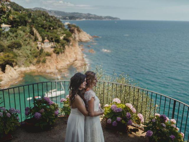 La boda de Alba y Anna en Blanes, Girona 81