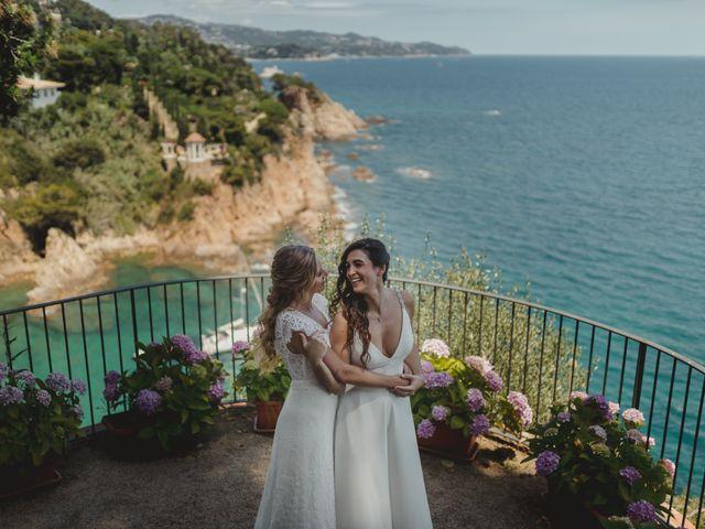 La boda de Alba y Anna en Blanes, Girona 82