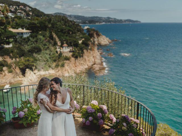 La boda de Alba y Anna en Blanes, Girona 83