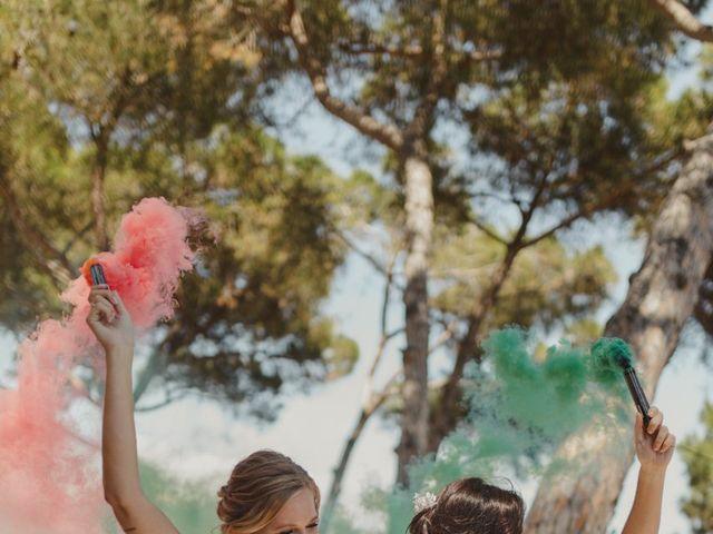 La boda de Alba y Anna en Blanes, Girona 85