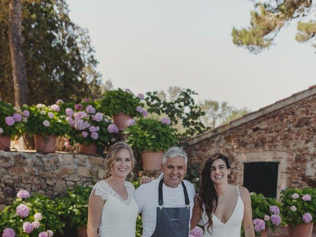 La boda de Alba y Anna en Blanes, Girona 93